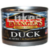 Evanger's Grain Free Duck Canned Dog and Cat Food - 6 oz