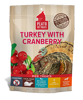 Plato Turkey with Cranberry Treats