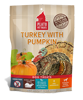 Plato Turkey with Pumpkin Treats
