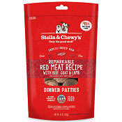 Stella & Chewy's FD Remarkable Red Meat Recipe for Dogs