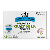 Bear & the Rat Frozen Yogurt - Goat Milk