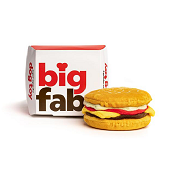 Fabdog - Big Fab Super Squeaky Cheeseburger