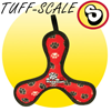 The Original Tuffy Jr's - Boomerang Jr Size (RED)