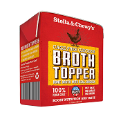 Stella & Chewy's Cage-Free Chicken Broth Topper