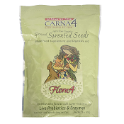 Carna4 Flora4 Sprouted Seeds Topper