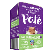 Stella & Chewys Cat Purrfect Pate Chicken 5oz