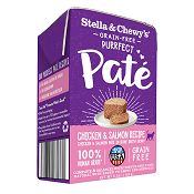 Stella & Chewys - Cat Purrfect Pate Chick Salmon 5oz