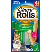 Churu Rolls - Chicken Recipe Wraps Tuna Recipe