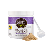 Earth Animal Healthy Digestion Nutritional Supplement