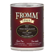 Fromm Beef & Sweet Potato Pate Canned Dog Food