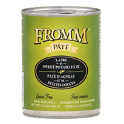 Fromm Lamb & Sweet Potato Pate Canned Dog Food