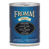 Fromm Whitefish & Lentils Pate Canned Dog Food