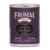 Fromm Venison & Lentils Pate Canned Dog Food