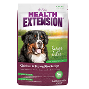Health Extension Large Bites Chicken & Brown Rice
