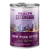 Health Extension New York Style Beef Canned Dog Food