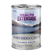 Health Extension Northern Catch Salmon Canned Dog Food