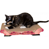 Imperial - Comfort Couch Cat Scratcher