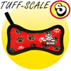 The Original Tuffy Jr's - Bone Jr Size (RED)