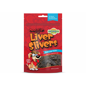 Kennel Master Doggie Liver Slivers Beef Liver Treat
