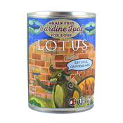Lotus Grain-Free Sardine Loaf Canned Dog Food