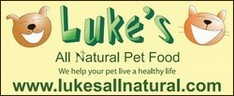 Luke's All Natural Dog and Cat Pet Food