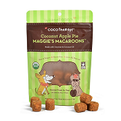 CocoTherapy Maggie's Macaroons Coconut Apple Pie 4oz