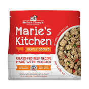Stella & Chewy's Frozen Marie's Kitchen Cooked Dog Food: Beef