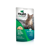 Nulo Freestyle Chicken, Yellowfin Tuna & Duck 2.8 oz