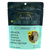 Jiminy's Chewy Cricket Treat Original Recipe