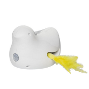 PetSafe - Peek-a-Bird Electronic Cat Toy