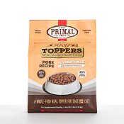 Primal Dog & Cat Frozen Market Mix Topper Pork 5#