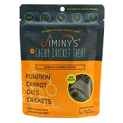 Jiminy's Chewy Cricket Treat Pumpkin & Carrot Recipe