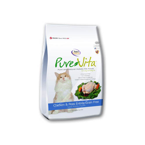 Vita Pure Cat Food