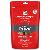 Stella & Chewy's Purely Pork Freeze-Dried Dinner