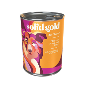 Solid Gold Star Chaser Chicken & Brown Rice Recipe Wet Dog Food