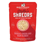 Stella & Chewy's Stella's Sherdrs Cage-Free Chicken & Liver