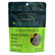 Jiminy's Chewy Cricket Treat Peas & Sweet Potato