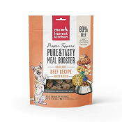Honest Kitchen Proper Toppers Pure & Tasty Meal Booster GF Beef