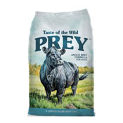 Taste of the Wild PREY Limited Ingredient Beef Dry Dog Food