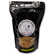 Tail Wagging Good! Chicken Doggy Treats