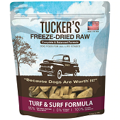 Tucker's Freeze-Dried Dog Food: Turf & Surf
