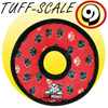 The Original Tuffy Jr's - Ring Jr Size (RED)