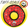 The Original Tuffy Ultimate - Ring Reg Size (RED)