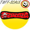 The Original Tuffy Ultimate - Bone Reg Size (RED)
