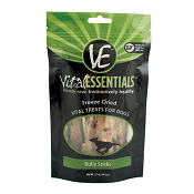Vital Essentials VE Freeze Dried Bully Sticks FD 5 Pieces