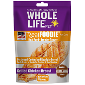 Whole Life Pet Real Foodie Chicken Cat Treats