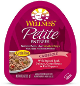 Wellness: Petite Entrees - Braised Beef And Salmon Casserole 3oz