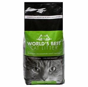 World Best Cat Litter Flushable
