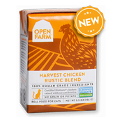 Open Farm: Wet Cat Food - Harvest Chicken Rustic Blend