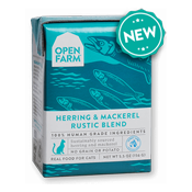 Open Farm: Wet Cat Food - Herring & Mackerel Rustic Blend